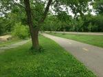 Theodore Wirth Park trail
