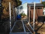 Chicken coop progress
