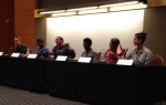 A little blurry Telling the Truth panel